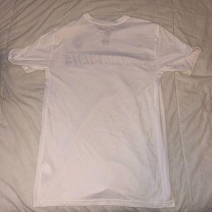 Nike Shirts - Sonoma State white athletic tee
